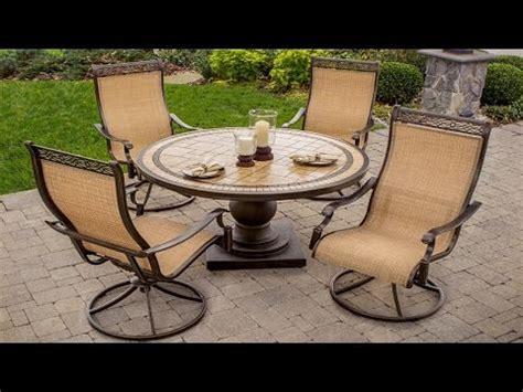 pipefine patio furniture sling furniture