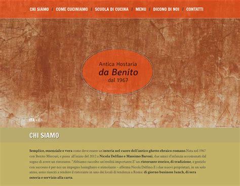 www pronto in tavola pronto in tavola da benito al derrico design