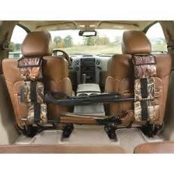 Backseat Gun Rack by Seat Back Gun Rack Rifle Shotgun Storage Vehicle Car Suv