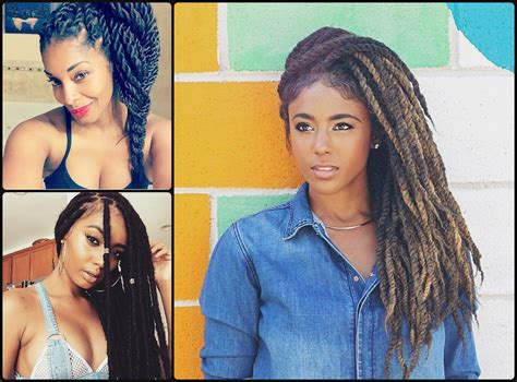 Braid Hairstyles For Black 2016 by Hair Extensions Black Braids 2016 Hairstyles