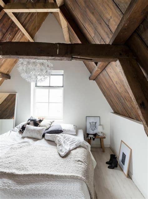 chambre en sous pente 1001 id 233 es d 233 co de chambre sous pente cocoon