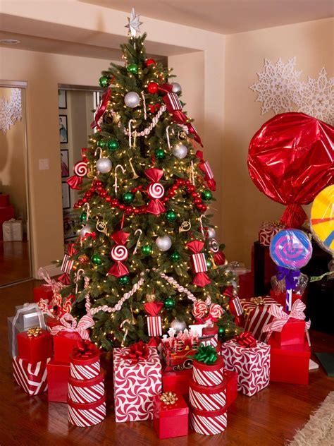 simple christmas tree decorating ideas  christmas tree