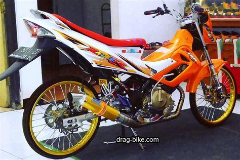 Kabel Suzuki Satria Fu 06 08 Sgp 50 foto gambar modifikasi satria fu thailook terbaik terkeren air brush kontes drag bike