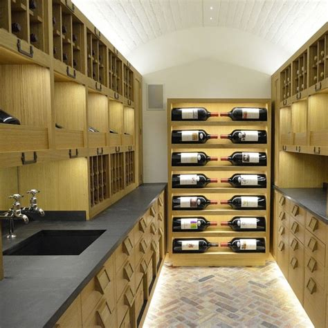 home wine cellar design uk halstock and berry bros rudd wine cellar design how to
