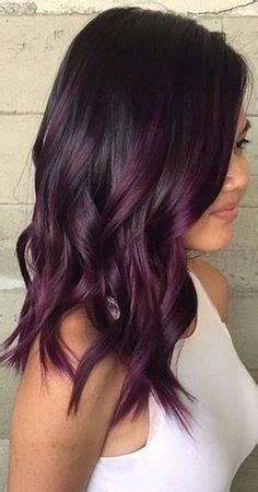 colors that look with purple 1000 ideas about purple hair on