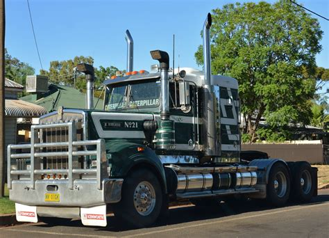kw t900 t900 kenworth russell flickr