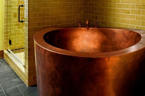 japanese style bathtubs japan s ofuro soaking bathtubs take off in u s wsj