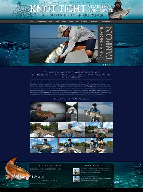 charter boat fishing knots fishing guide website for knot tight charters marine
