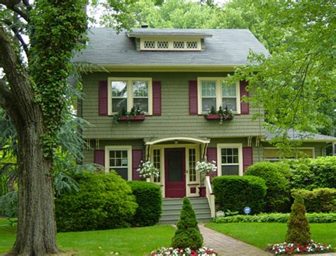 green colored houses 1000 images about exterior craftsman arts and crafts