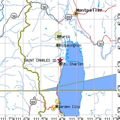 Garden City Idaho Zip Code Charles Idaho Id Population Data Races