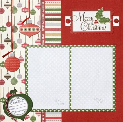 scrapbook templates word scrapbook templates for christmas fun for christmas