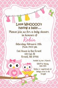 owl sayings for baby baby shower invitation wording baby shower invitations cheap