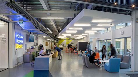 design center east university of east london knowledge dock projects gensler