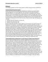 Unit 8 Psychological perspectives assignments bundle (P1
