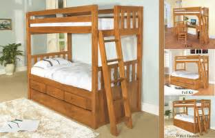 Twin futon bunk beds twin twin bunk beds captain s bed furniture