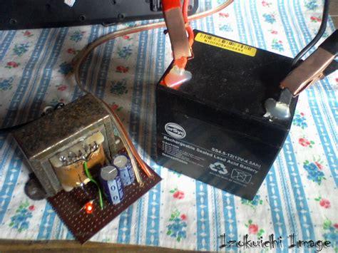 cara membuat powerbank menggunakan aki cara membuat charger aki sederhana untuk aki kering
