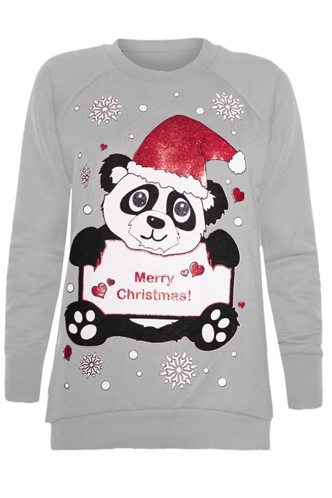 ebay xmas jumpers ladies xmas sweatshirt women christmas jumper santa