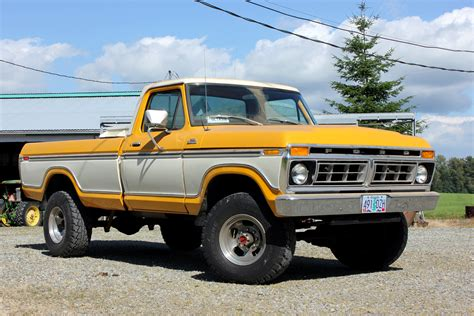 High Prifile Set Jeep Bronco Ford new owner 1974 f250 highboy what now ford truck