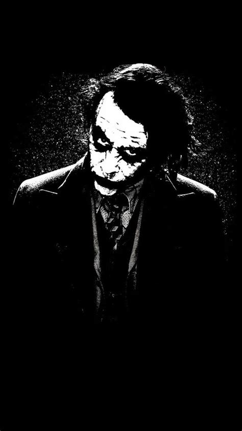 black and white joker wallpaper the 25 best joker iphone wallpaper ideas on pinterest