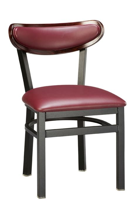 regal seating 511 ib commercial metal steakhouse