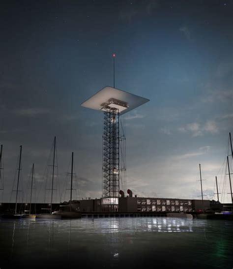 torre porto genova la nuova torre piloti porto di genova 232 una