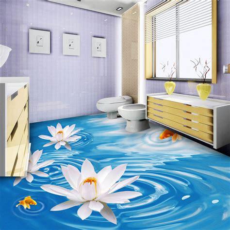 amazing 3d flooring 3d epoxy floor murals installation