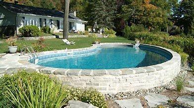 une piscine autoportante  resistante gilles angers