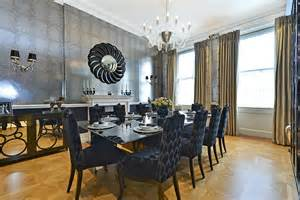 Chandelier Ceiling Rose Belgravia Townhouse Once Frequented By Film Stars Goes On