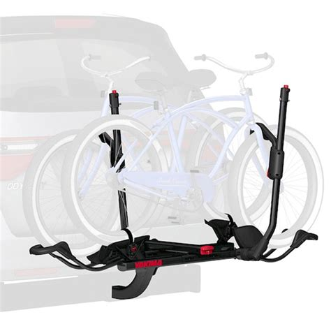 Yakima Bicycle Rack by Yakima 174 Holdup Hitch Mount Bike Rack