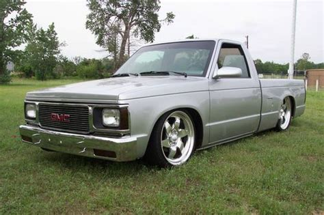 car owners manuals for sale 1993 gmc sonoma on board diagnostic system sell used 1993 gmc sonoma show truck with air ride in oklahoma city oklahoma united states