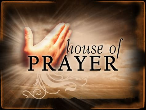 house of prayer church blog