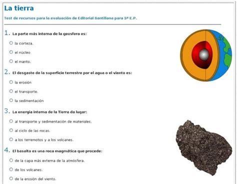 libro de tercero de primaria ciencias naturales caja toraxica prueba de evaluaci 243 n tipo test realizada con