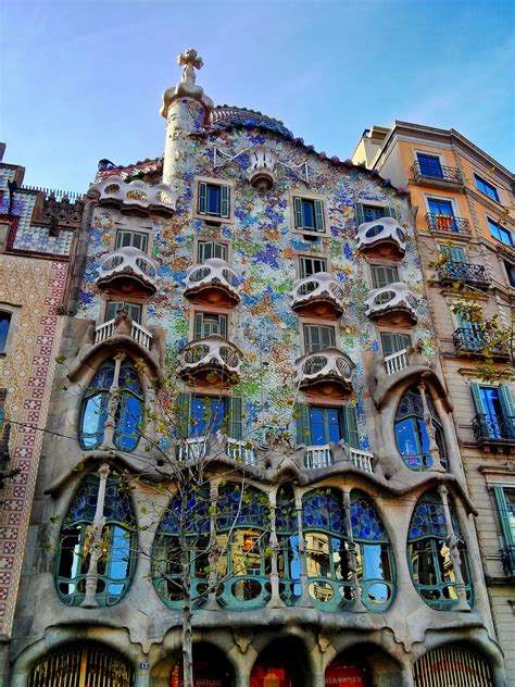 casa batilo casa batll 243 gaudi casa batll 243 built between 1904 and