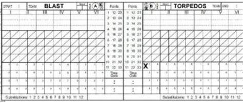 printable volleyball score book scorekeeping volleyball