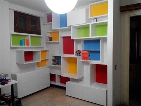 Ikea Libreria Sospesa by Libreria Ikea Hack Quot Produzione Quot Idee Per La Casa