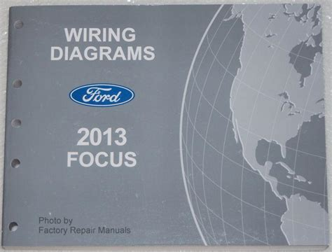 service manuals schematics 2013 ford focus st regenerative braking buy 2013 ford focus wiring diagrams electrical shop manual gas flex fuel engines motorcycle in
