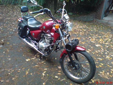 A1 Motorrad Neukauf by Rex 125 Chopper Biete Motorrad