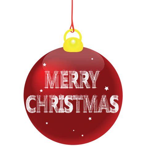 merry christmas ornament symbols emoticons