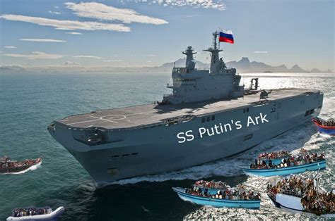 ark assault boat of mistral winds and rumors of putin s ark