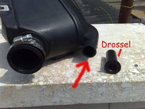 Was Bringt Ein Tuning Luftfilter Beim Mofa by Was Bringt Luftfilter Entdrosseln Anf 228 Ngerfragen