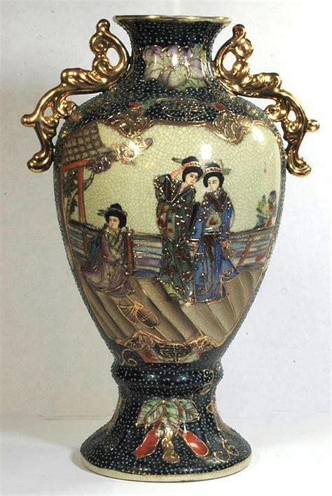 royal satsuma vase satsuma vase marked royal satsuma from rlreproshop