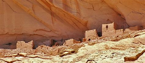 Inscription House Ruin Nitsie Canyon Arizona