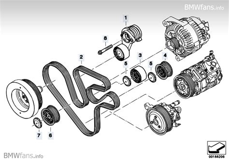 supplement 6 to part 742 belt drive alternator ac power steering bmw x6 e71 x6