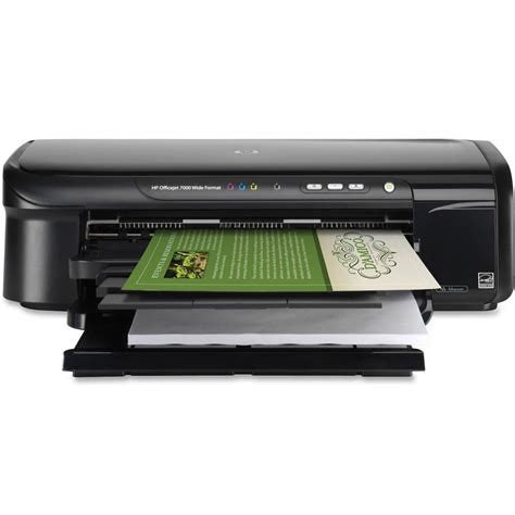 Tinta Printer Hp Officejet 7000 Wide Format Hp Officejet 7000 A3 Colour Inkjet Printer