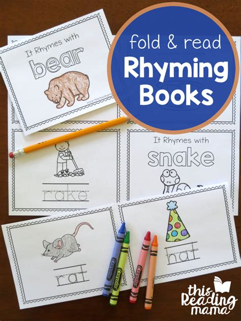 the animal rhyme books fold read animal rhyming books this reading