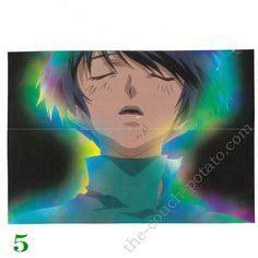 Anime 5x5 by Kazuma Scryed Kazuma Scryed