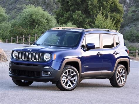 Cars Jeep 2016 Jeep Renegade Overview Cargurus