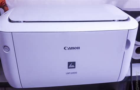 Printer Laser Canon Lbp 6000 a canon lbp 6000 laser printer homely used clickbd