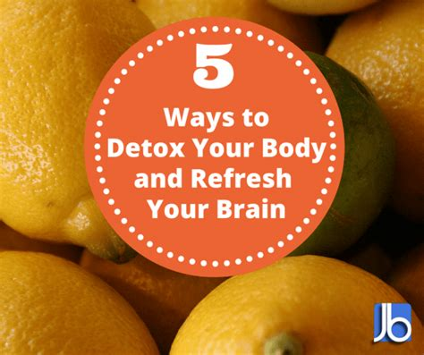 Ways To Detox Your Work Plcace by 5 Ways To Detox Your And Refresh Your Brain