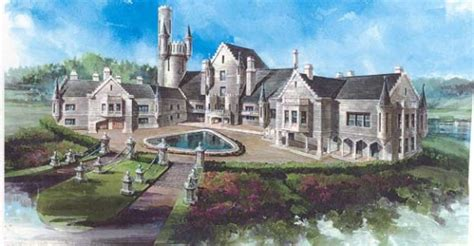 balmoral house plans internet plan of the week this one really is a castle shawn starr custom homes llc